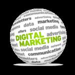 digital marketing ball